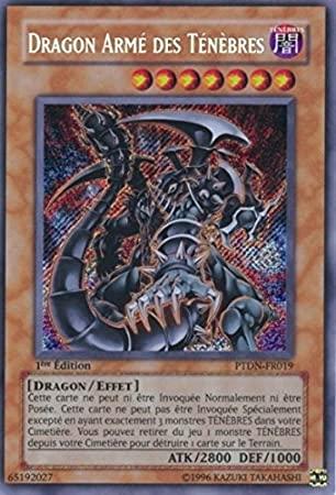 dragon armé des ténébres