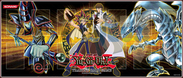 Demi-tapis de jeu Yu-Gi-Oh