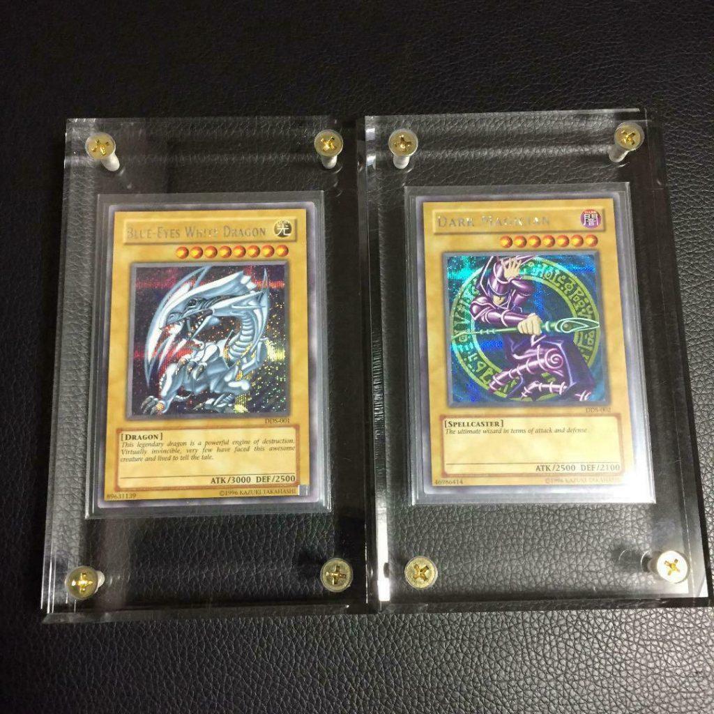 DDS BLUE EYES, une des cartes les plus mythiques du jeu YU-GI-OH