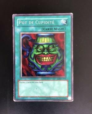 Les cartes rares