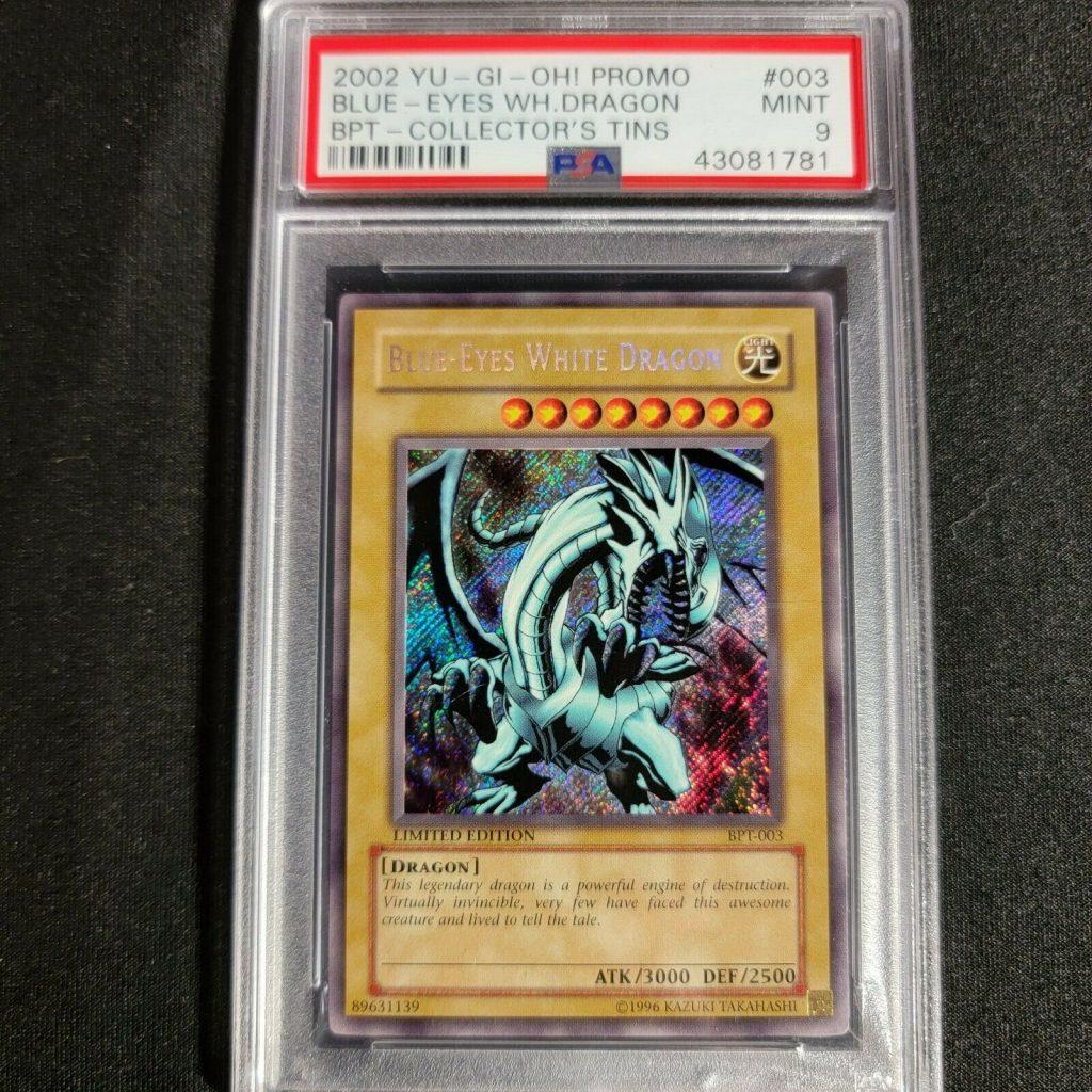 Les versions du Dragon Blanc aux yeux bleus qui dépassent les 100€